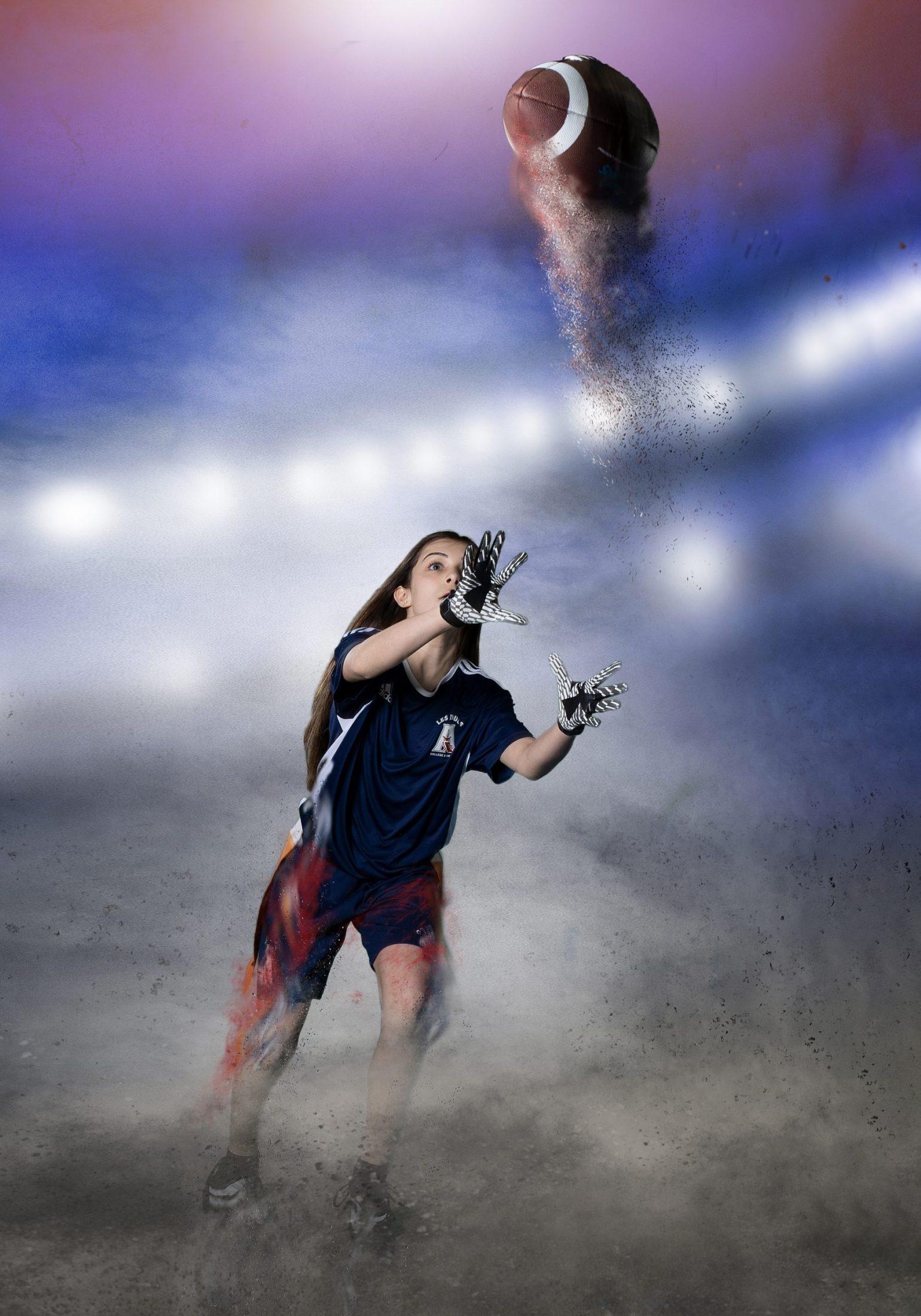 Image Flag-football féminin