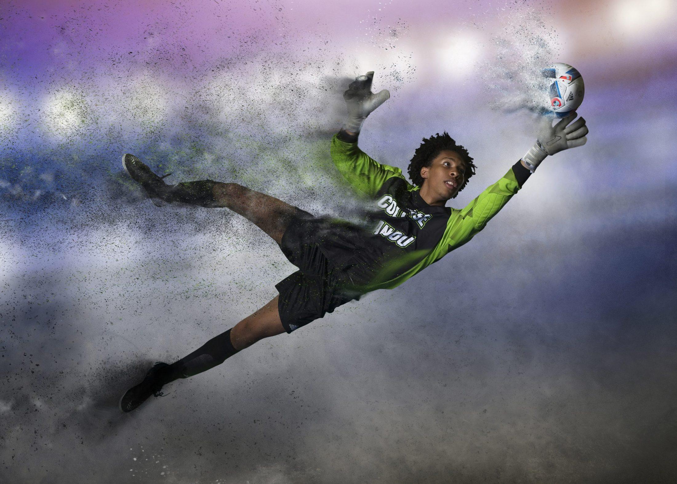 Image soccer masculin