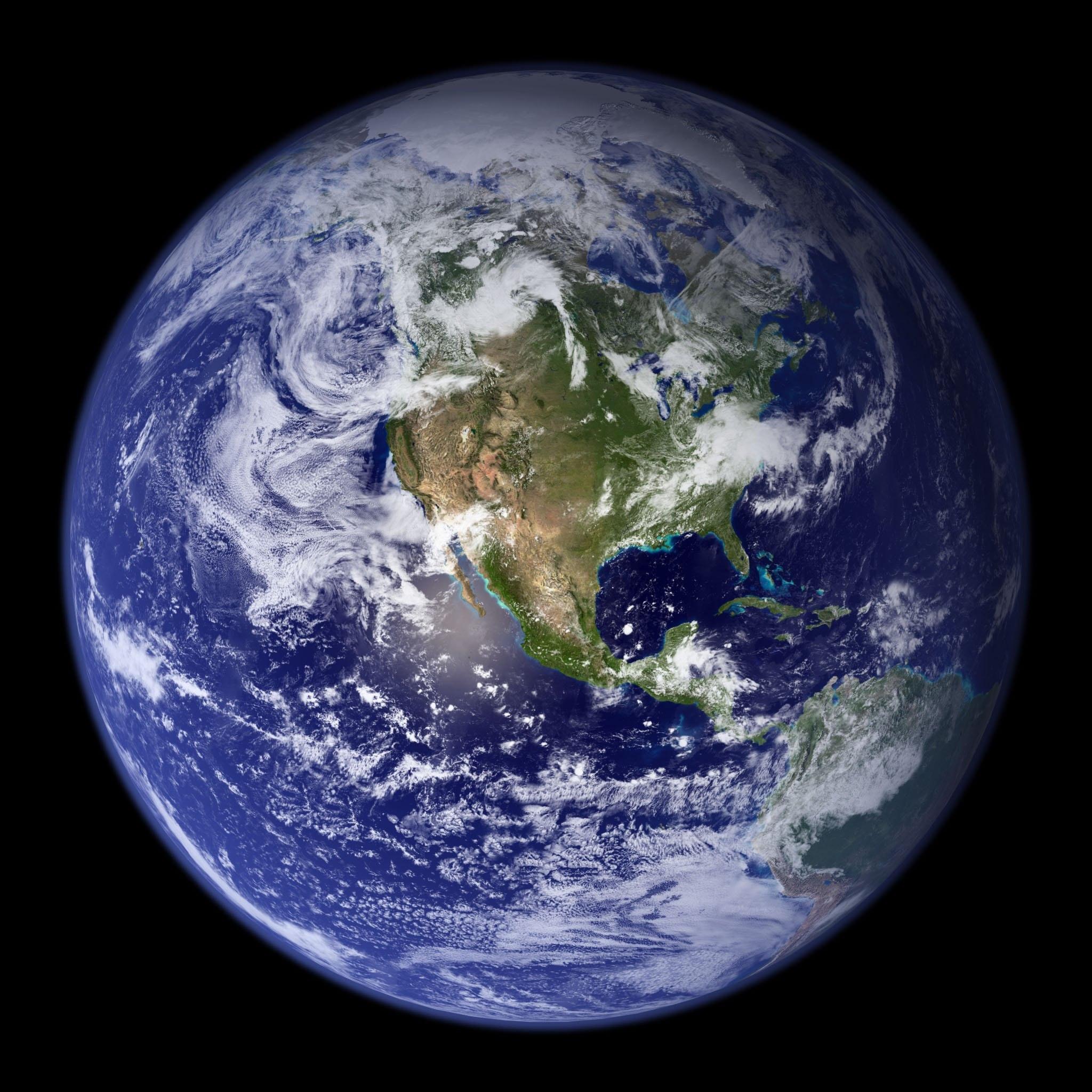 Image de la Terre